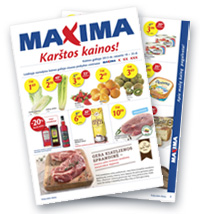 Maxima-leidinys