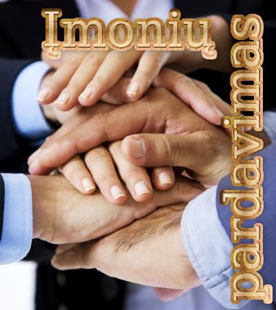 Imoniu-pardavimas