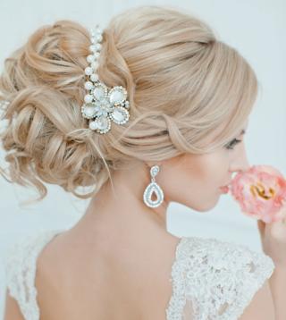 Vestuvines šukuosenos