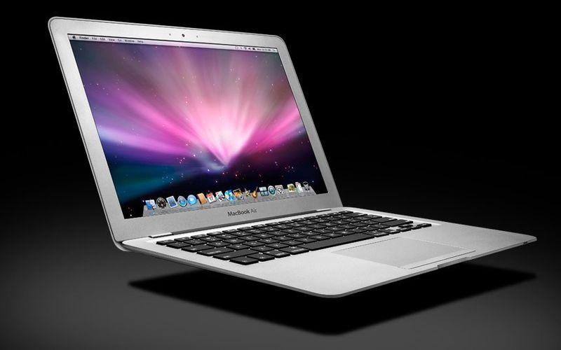 Macbook air kompiuteris