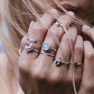 Sidarbriniai žiedai