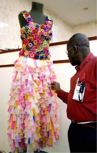 Prezervatyvu-suknele