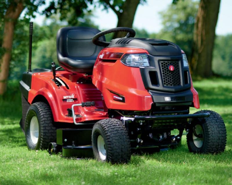 Mtd-traktorius